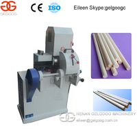 High Efficiency Automatic Wood Round Rod Sanding Machine