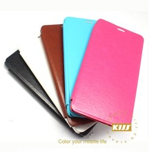 waterproof back cover leather cell phone case for xiaomi mi5