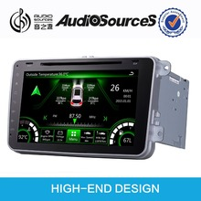 for skoda car audio system with OPS IPAS MFD SWC 3G Radio Bluetooth