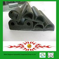 Door & window accessories rubber gasket for sealing function