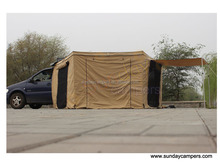 New camping gear 4wd roof top wrap around awning