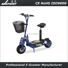 CE Approval 1000W motor lithium battery 36V20AH front basket electric scooter bike car motorcycle