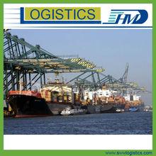 FOB/EXWORK/CIF Sea Shipping Logistics From Guangzhou/Shanghai to Southampton UK