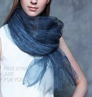 2016 Latest High quality Fashion Woman Silk Cotton Scarf Wrap