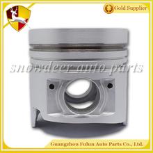 High performance auto spare parts engine piston for mitsubishi 6D16 piston ME300199, excavator diesel engine spare parts