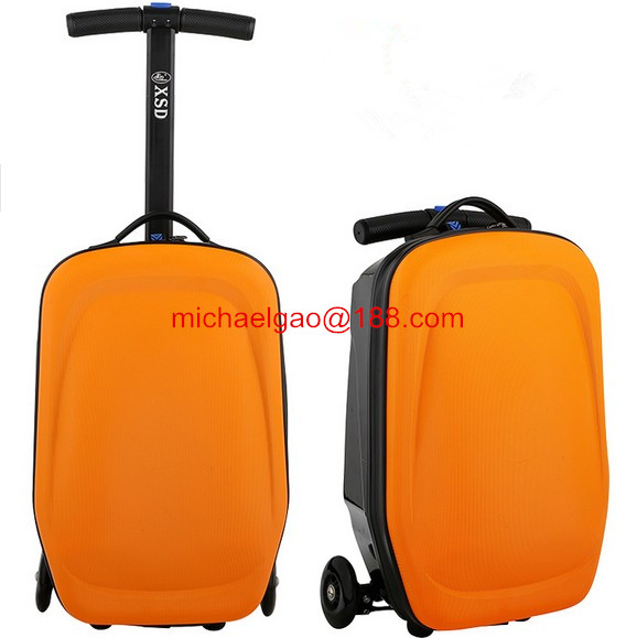 Valise scooteure populaire. micro