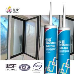 construction glass window general purpose acetoxy silicone sealant