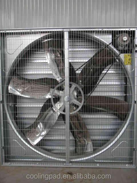 Greenhouse Shutter Fans : Chicken house ventilation fan wall mounted centrifugal