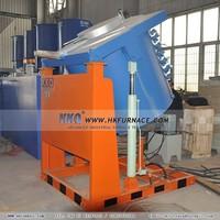 Saving energy induction gold melting furnace