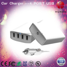 12V Car Charger Adapter, 40W 8A Promotional High Power Smart fast electric 12v USB car charger adapter