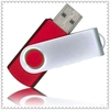 twister usb with custom logo wholesale in shenzhen