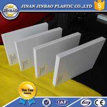 white pvc foam sheet price color optional plastic backboard