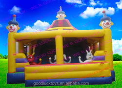 jumping castle/ indoor inflatable bouncers for kids mango trees for sale /inflatable castle /inflatable bouncer