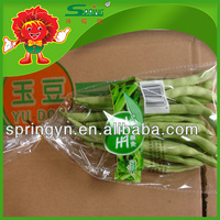 Frozen String beans for sale, Chinese organic vegetable
