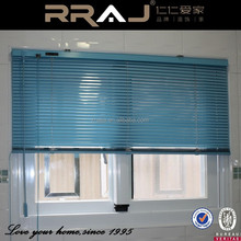 Shower room Waterproof Aluminum Slat blinds / Aluminum roller Blind
