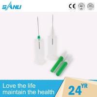 OEM acceptable custom pen type blood test needle