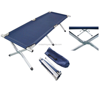 portable easy folding carry bed with favourable price