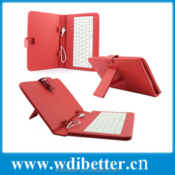 """Folding Tablet PC Keyboard Cover For 7"""" 8"""" 9"""" 10.1"""" For Android Tablet"""