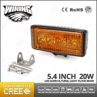 LED High Intensity Work Light Emergency Warning Flashing Car Truck Construction LED Top Roof Mini Bar Strobe Light