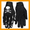 Hand Protection Full Finger Skeleton Mechanics Bike Gloves