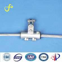 (Single) hot dip galavnzied Preformed Suspension Clamp Set for ADSS/OPGW-