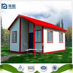 Durable and portable low cost styrofoam sandwich wall panels for prefab houses