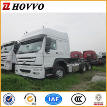 prime mover truck tractor