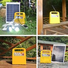 2015 best price 10w solar system data logger