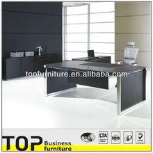 Mesa ejecutiva de oficina de madera, alta calidad