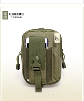 Durable mobile phone case Waterproof Phone Case&bags Molle Drop Panel Tactical Waist Pouch Bag For army Outdoor Sport Waist Bags