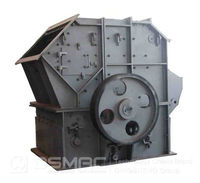 High capacity coal gangue hammer crusher, hammer mill with ISO, CE, SGS certificate