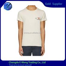 Best Quality Custom Made New Design 95%Polyester 5%Spandex T shirt for Men