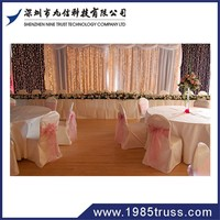 Nine Trust Pipe and drape wedding backdrop, pipe and drape kits for events,wedding, trade shows