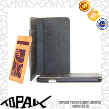 Wholesale Special packaging mobile phone leather case