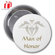 Custom logo fashion reflect promotion badges