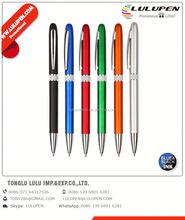 model stick promotional pen (digitally printed); nicholas customized printed promotional ballpoint pen; icecream ball pen