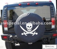polyester spare tire cover