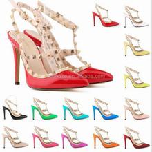 Z51392A Women's high heel shoes,fashion women shoes,elegant lady shoes