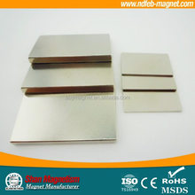 ISO/TS 16949 Certificated Customized Neodymium Permanent Magnet