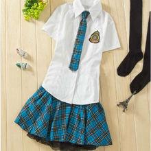 2014 buena venta uniforme de la escuela de diseño