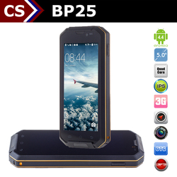 New military standard rugged android phone 1GB+8GB/2MP+8MP Corning Gorilla II galss 1.3GHZ quad core Cruiser BP25