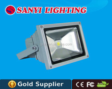 High power warm white or cool white ip65 led flood light waterproof 30w with CE FCC RoHS