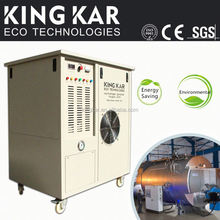 convenient use oxyhydrogen generator for boiler