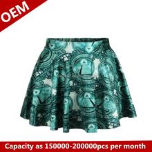 Women's short skirt,3d short skirt,fashion skirts