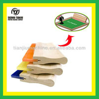 Wood Handle Squeegees 55A-90A