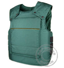 Kevlar o TAC-TEX NIJ cuerpo armadura a prueba de balas chaleco antibalas chaleco
