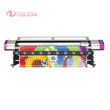 1440dpi high resolution high speed 5ft to 10ft eco solvent based wide format printer