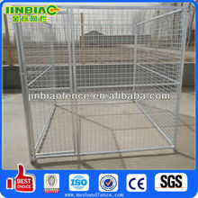 Welded Panels For Dog Guard Fencing