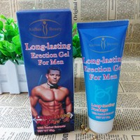Long-lasting Erection Gel 50g delay spray Extend Sex Time Delay Cream Longer Sex Time With Herbal Extracts sex products for men