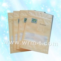 Aluminum Foil laminated bag,zipper bag food pouch